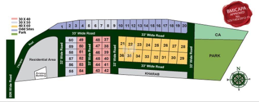 KSK Misty Avenue - Master Plan