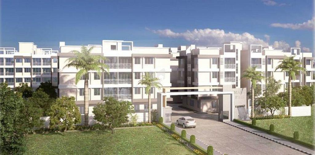1 Rk Apartments In Maitri Park Kalher Mumbai By Roofandfloor