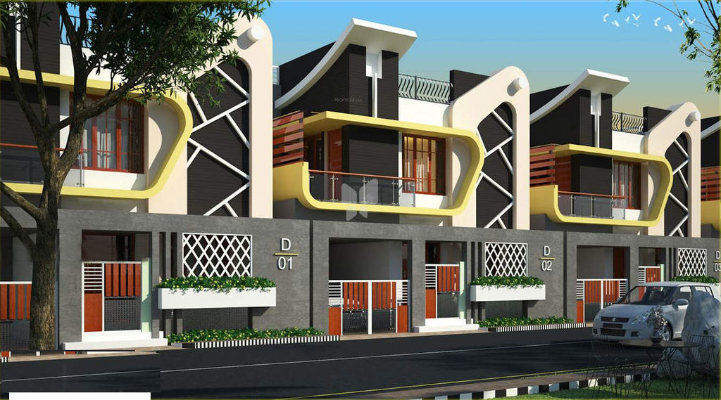 Bharati villas in thudiyalur coimbatore price floor for Home architecture coimbatore