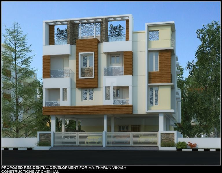 Tharun Homes - Project Images