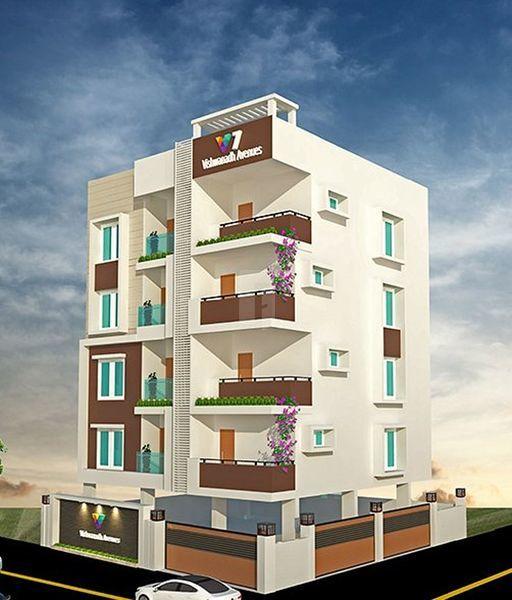 Vishwanadh Avenues V7 - Project Images