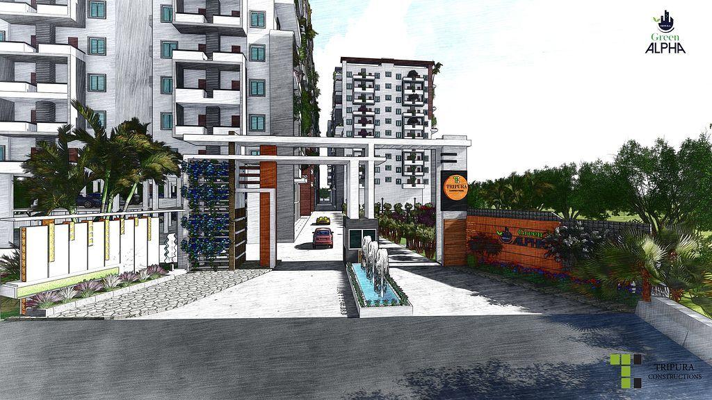 Tripura's Green Alpha - Project Images