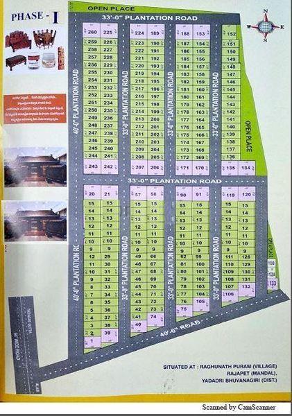 RNR The Golden Woods Phase I - Master Plans