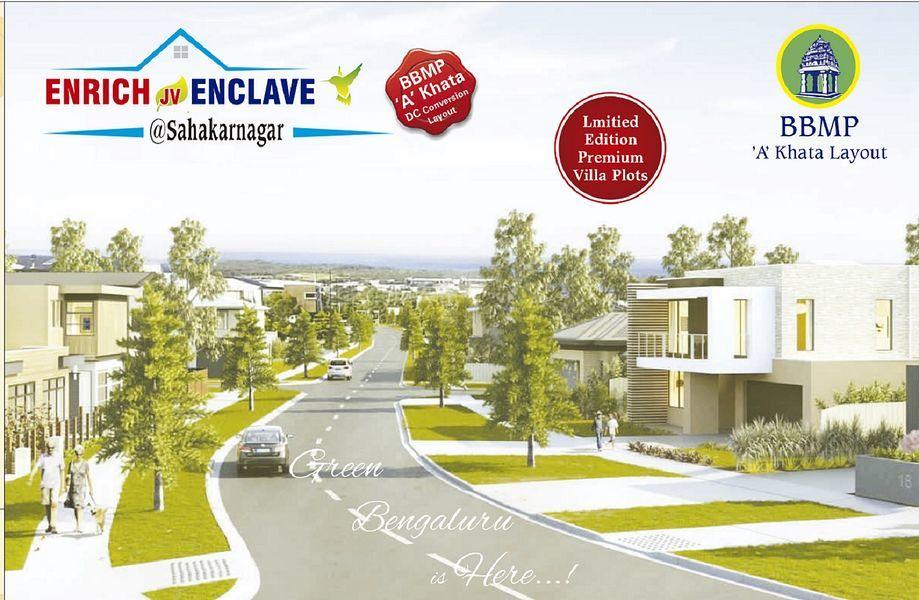 Enrich JV Enclave - Project Images