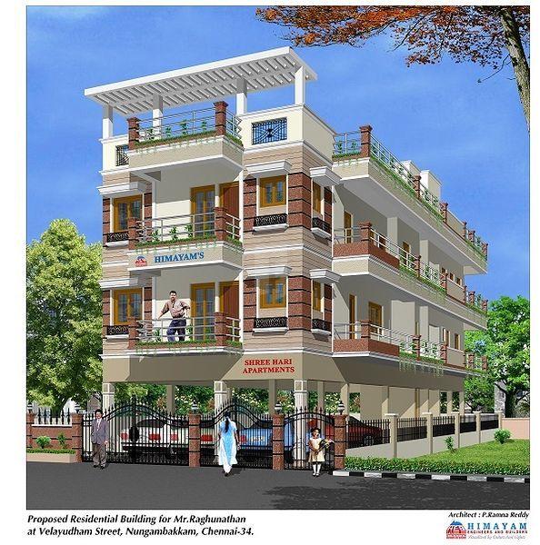 Shree Hari Apartments - Project Images