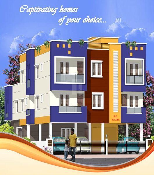 Centhur Flats in Gowrivakkam, Chennai by Vishnu Realty - Get