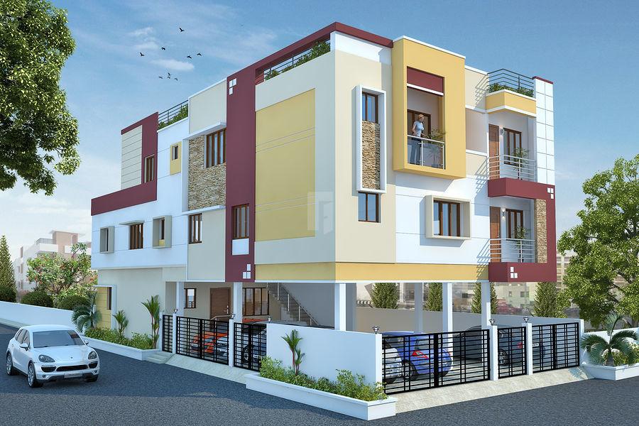 Sai Rukmani Maple - Project Images