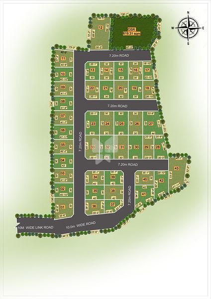 Isha Meeri Land - Master Plans