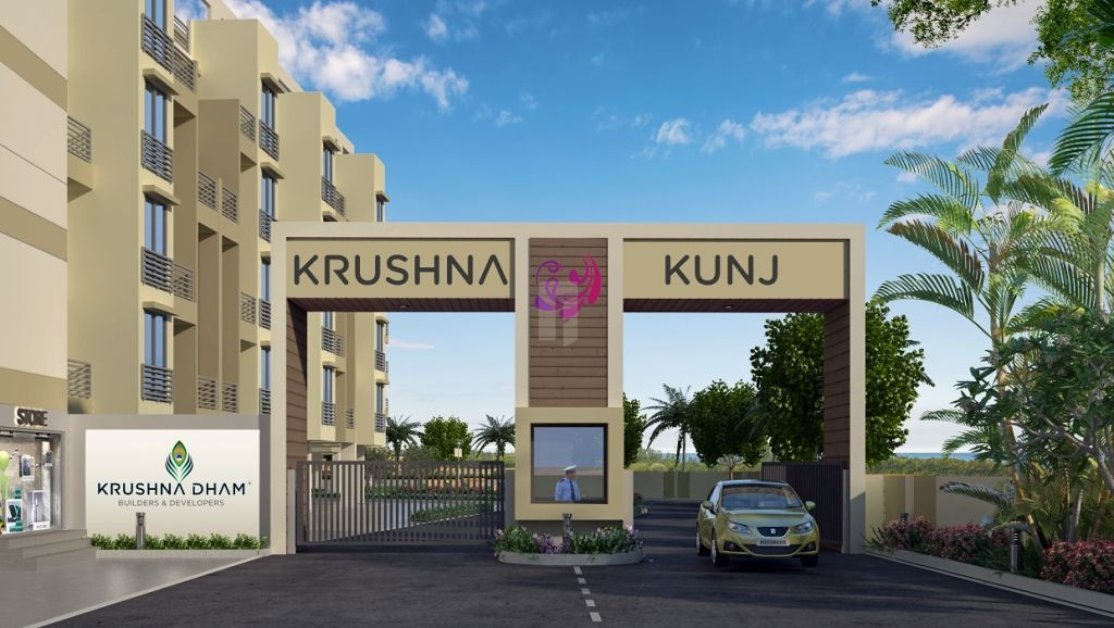 Qualcon Krushna Kunj - Project Images