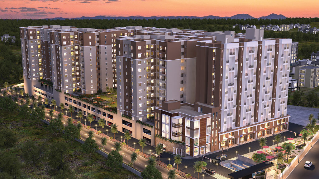 Provident Capella - Project Images