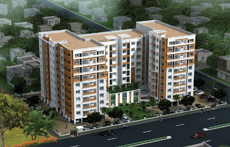 Sri Sreenivasa Crescent Heights - Project Images
