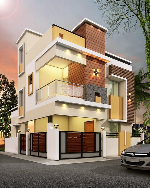 Avittam Homes -Individual House - Project Images