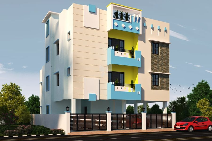 Shanti Ganapathy Home - Project Images