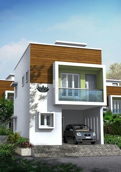 Sakthi Garden West - Project Images