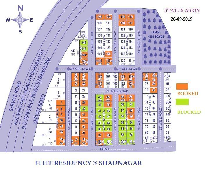 Elite Residency - Master Plans
