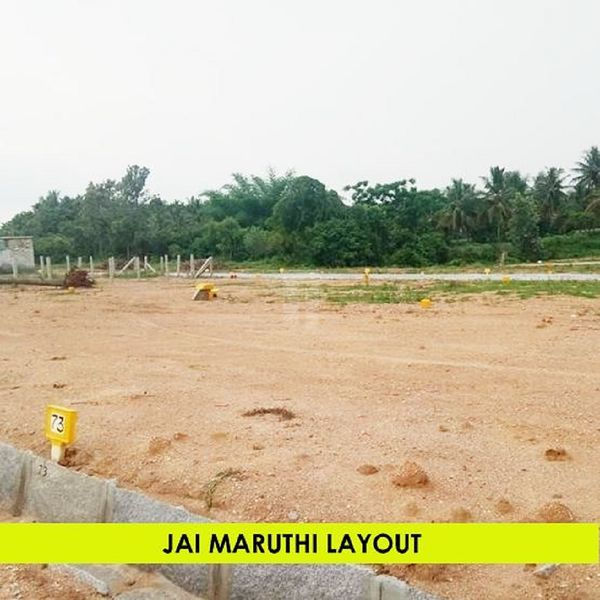 Shira Jai Maruthi Layout - Project Images