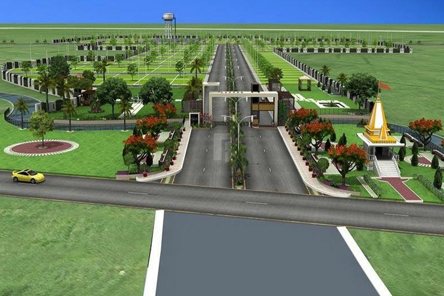 Bandis Silver Oak Residency - Project Images