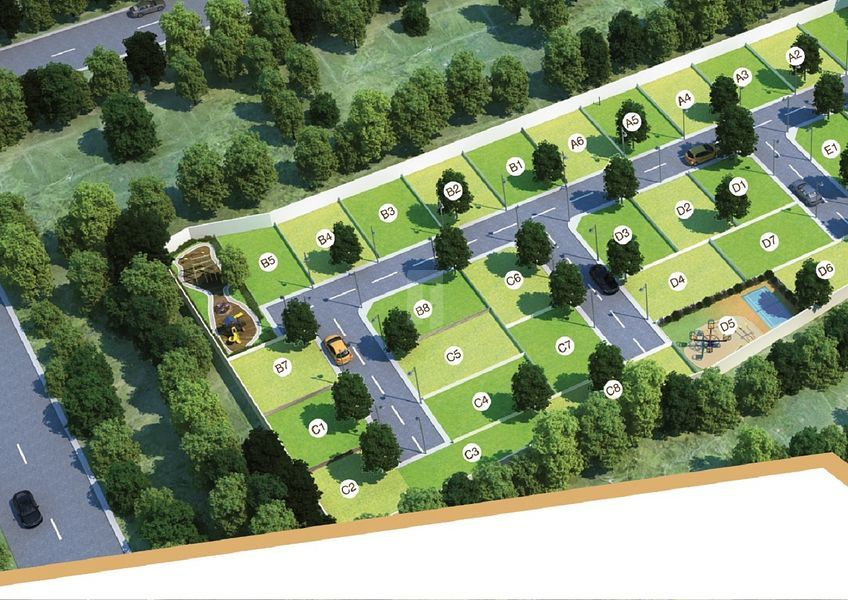 Whitefield Mudra Phase 4 - Project Images