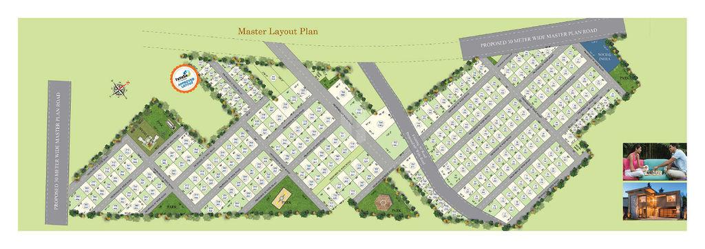 English County - Master Plans