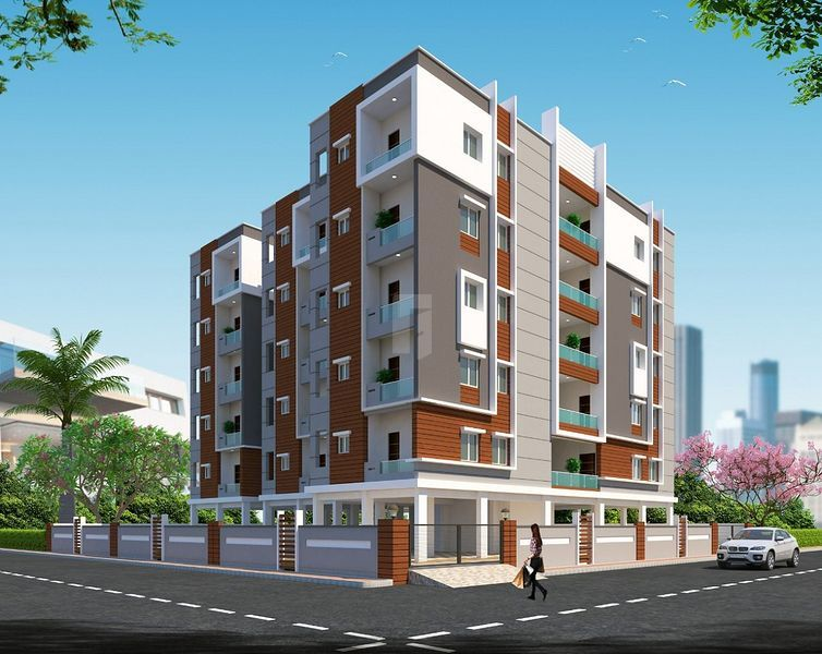 Modi Morning Glory Apartments - Project Images