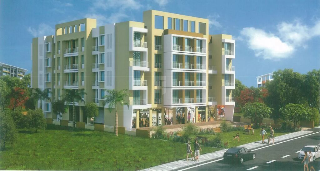 Shree Samarth Residency - Project Images