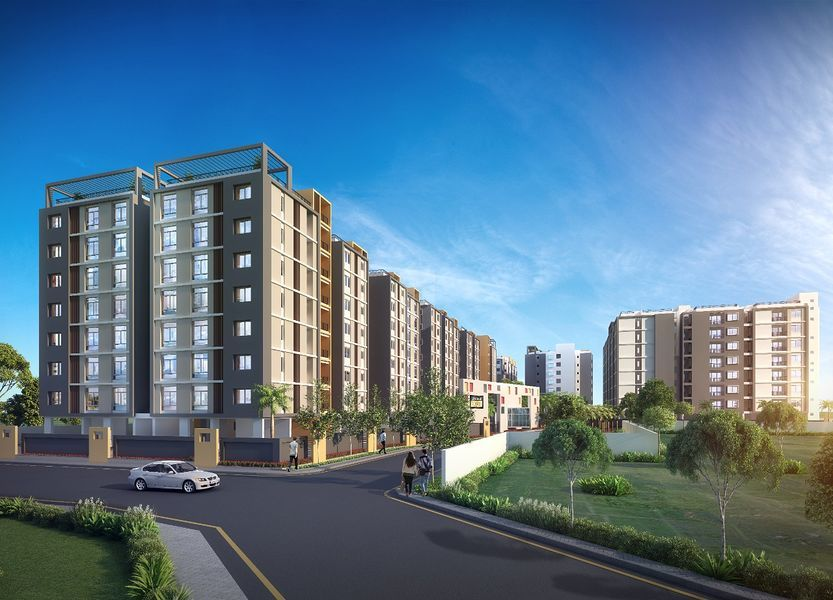 Casagrand Royale - Exterior Images