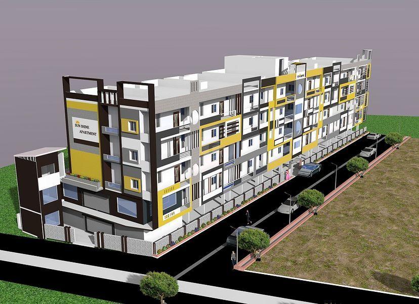 Sunshine Apartment - Project Images