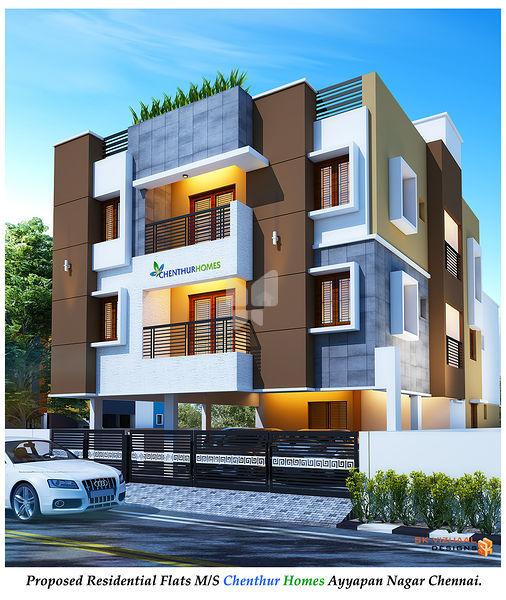 Chenthur Homes Ayyapan Nagar - Project Images