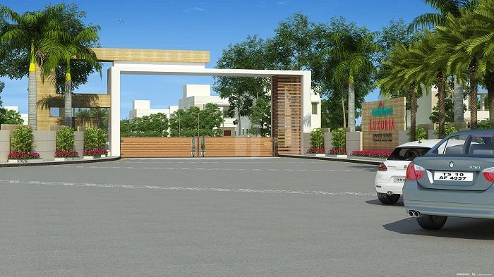 Mahidhara Luxuria - Project Images