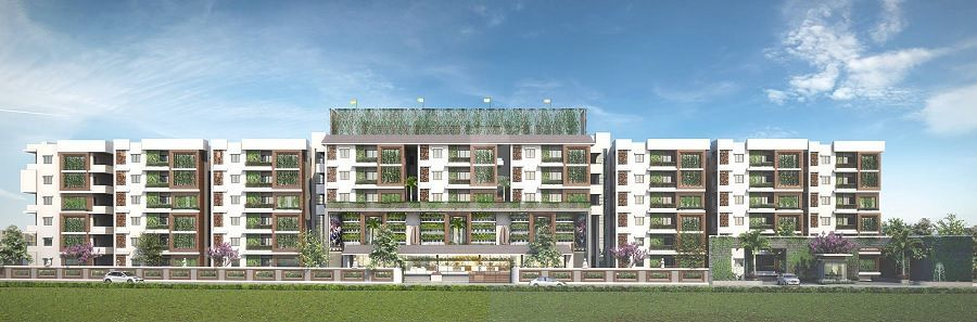 Giridhari Homes The Art - Project Images