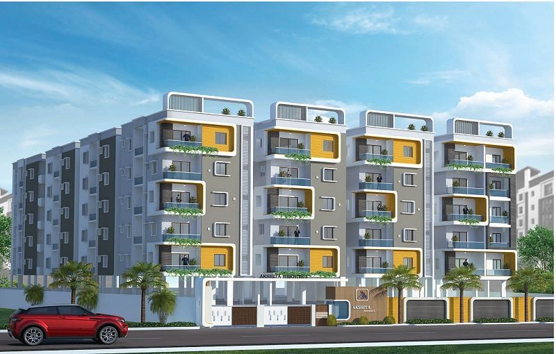 Akshita Heights Three - Project Images