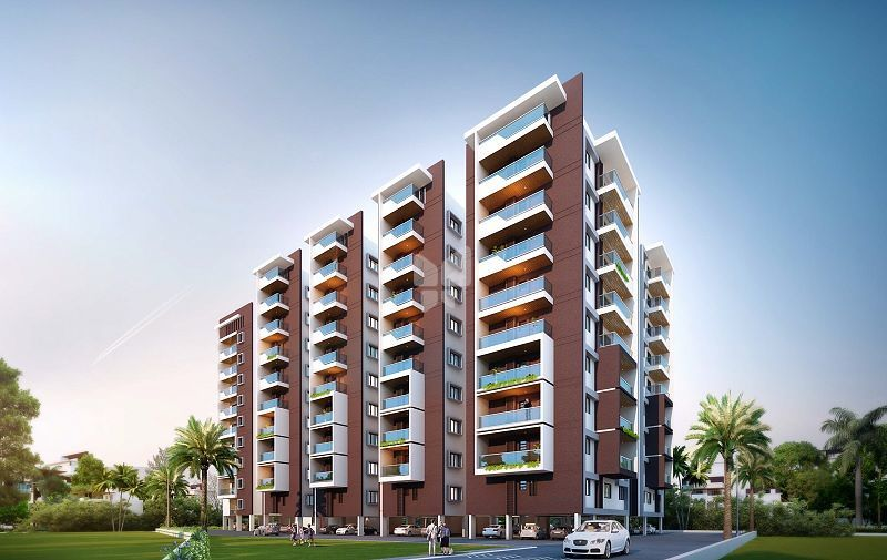 Sri Gayatri Tower - Project Images