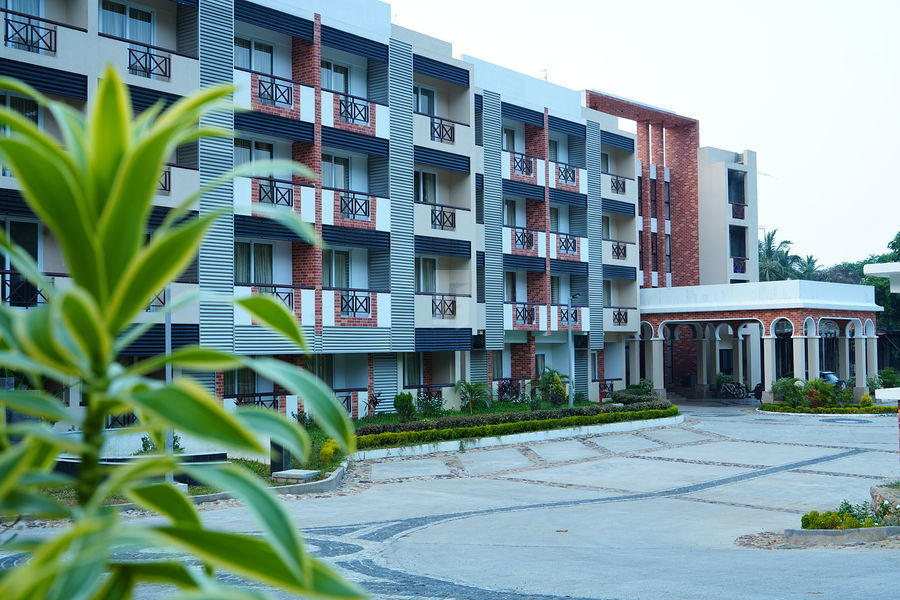 Courtallam Apartment - Project Images