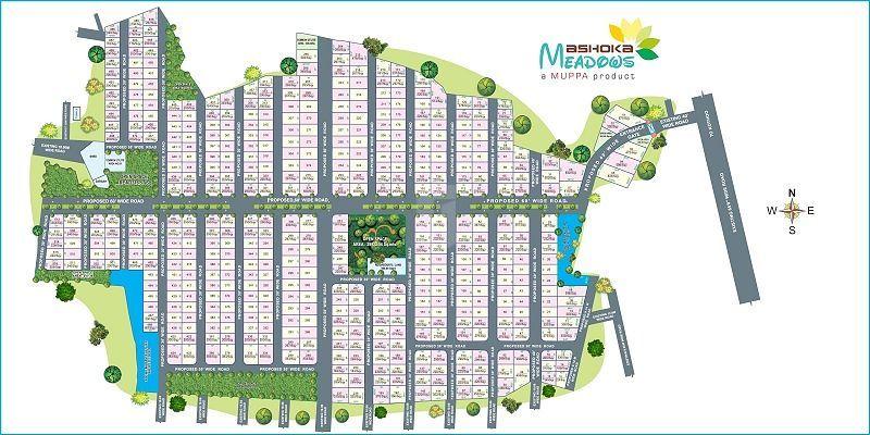 Ashoka Meadows - Master Plans