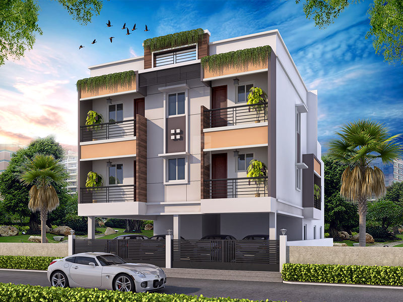 KP Abinandhan - Project Images