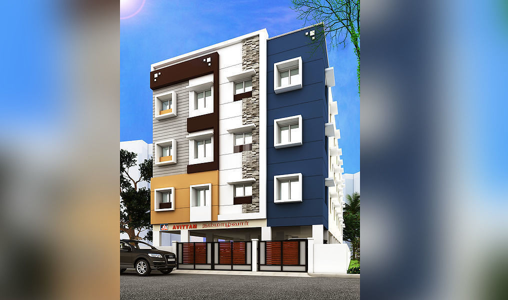 Avittam Nammalwar - Exterior Images