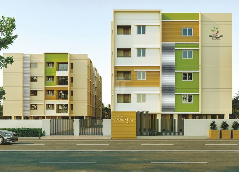 Marutham Coconut Grove - Project Images