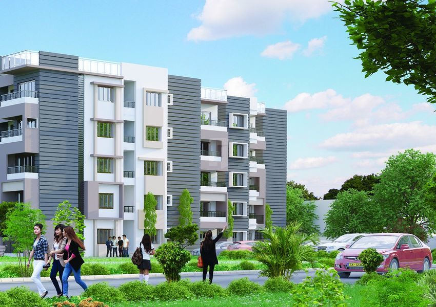 SR Suvarna Residency. - Project Images