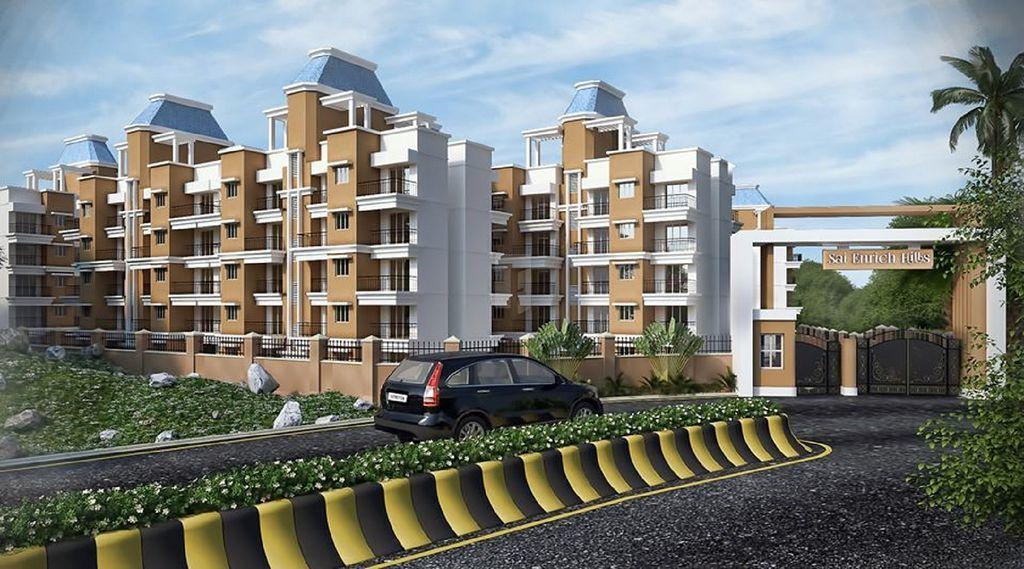 Sai Enrich Hills - Project Images
