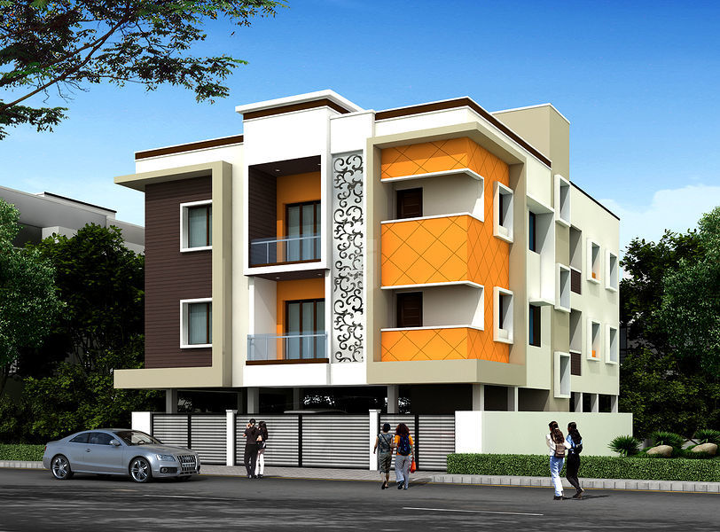 kamal Flats - Project Images