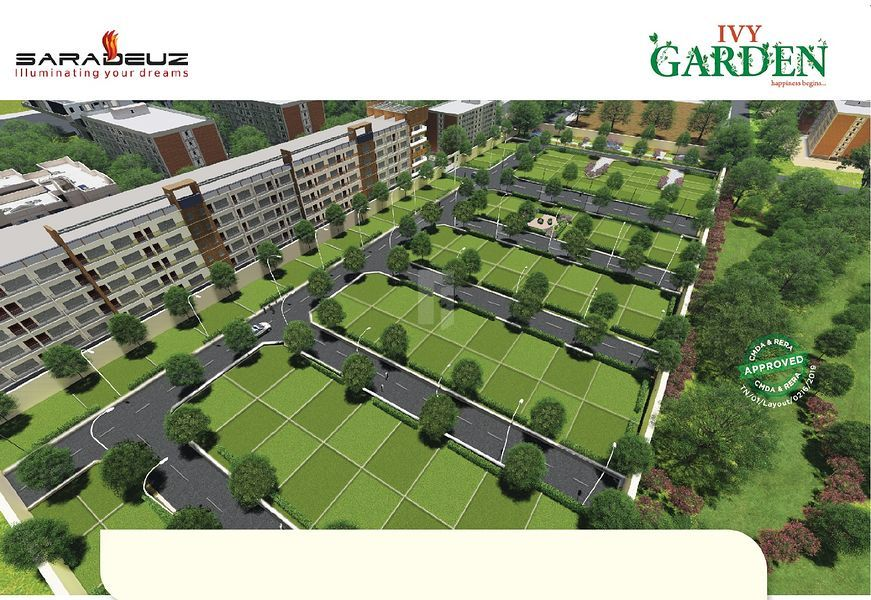 Saradeuz IVY Garden - Project Images