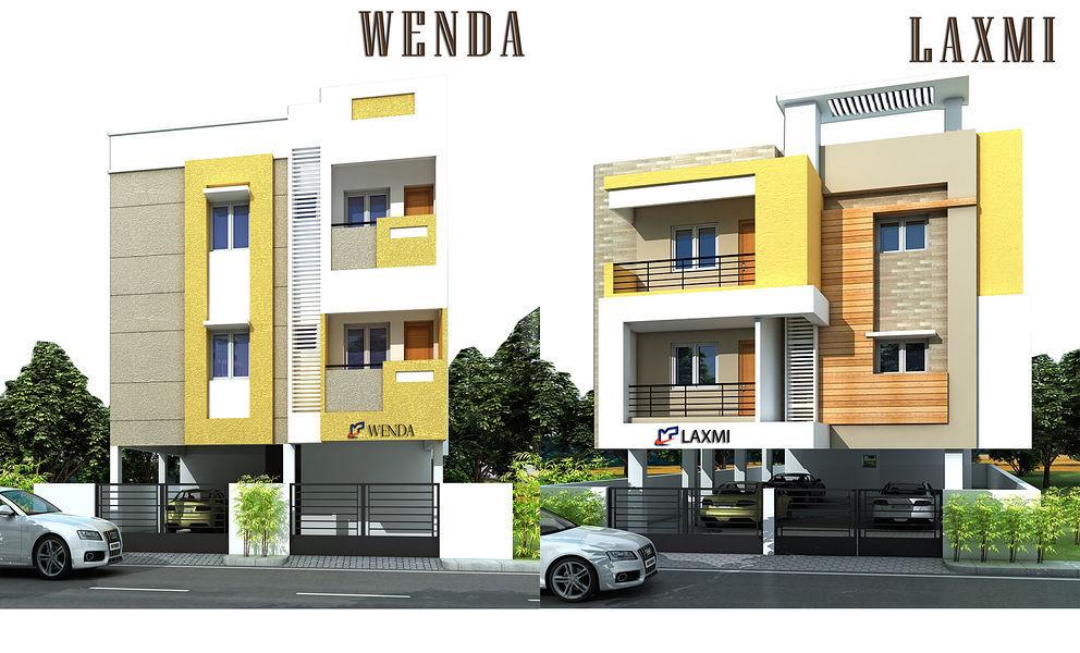 MP Wenda & Laxmi - Project Images