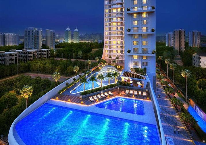 Eden Z Residences @ Rs 4.08 Crores in EM Bypass, Kolkata ...