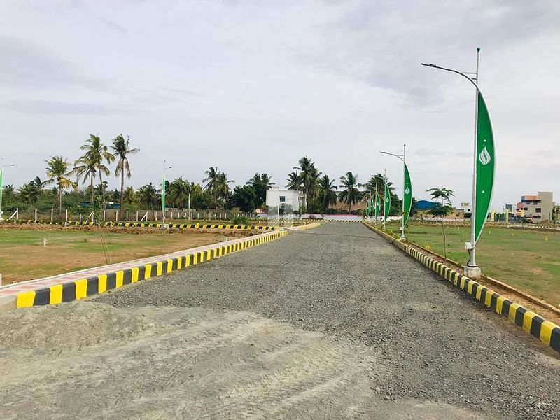 Krishnaraja Avenue - Project Images