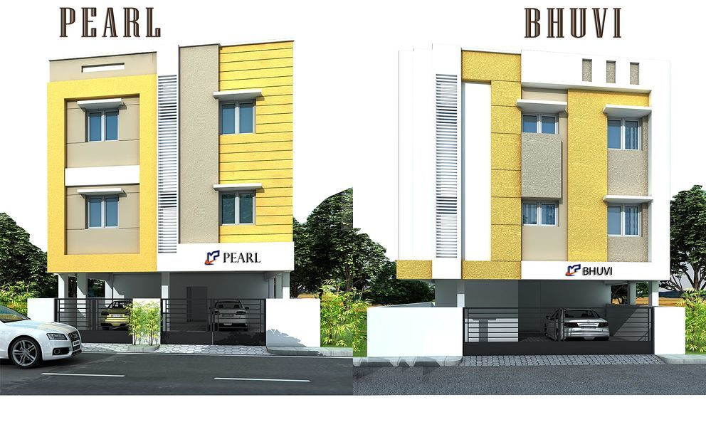 MP Pearl & Bhuvi - Project Images