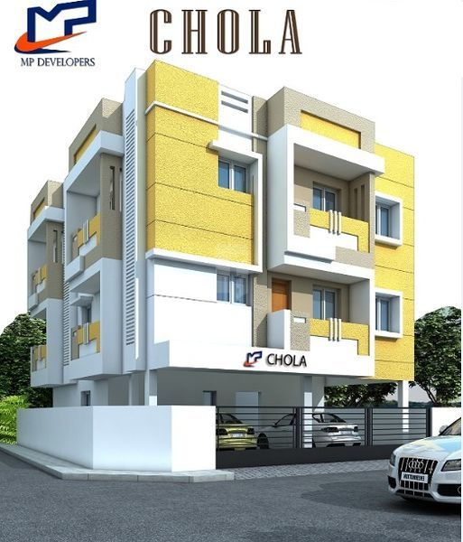 MP Chola - Project Images