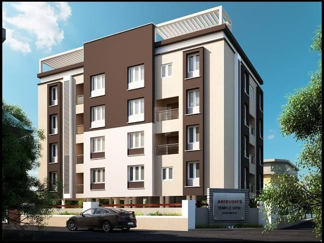Anirudh Temple View Apartments - Project Images