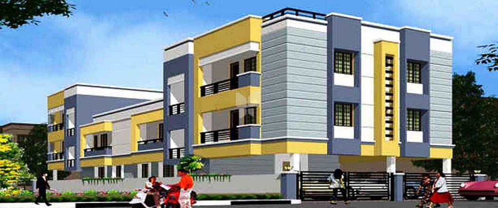 KRS Vinayaga - Elevation Photo