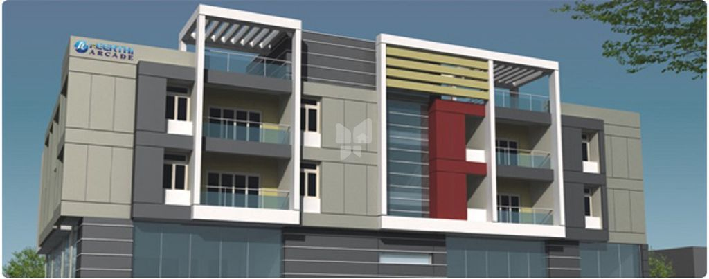 Keerthi Arcade - Elevation Photo