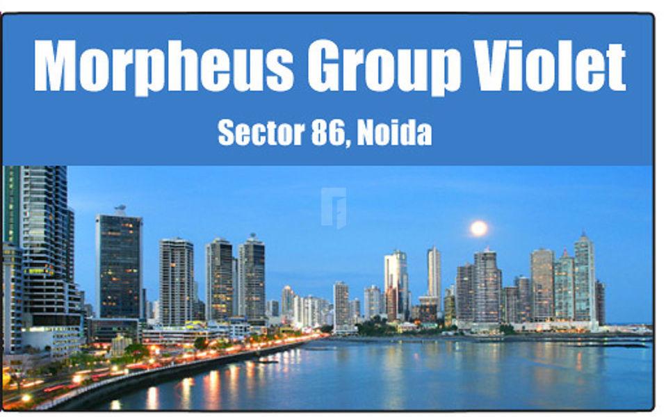 Morpheus Violet - Project Images